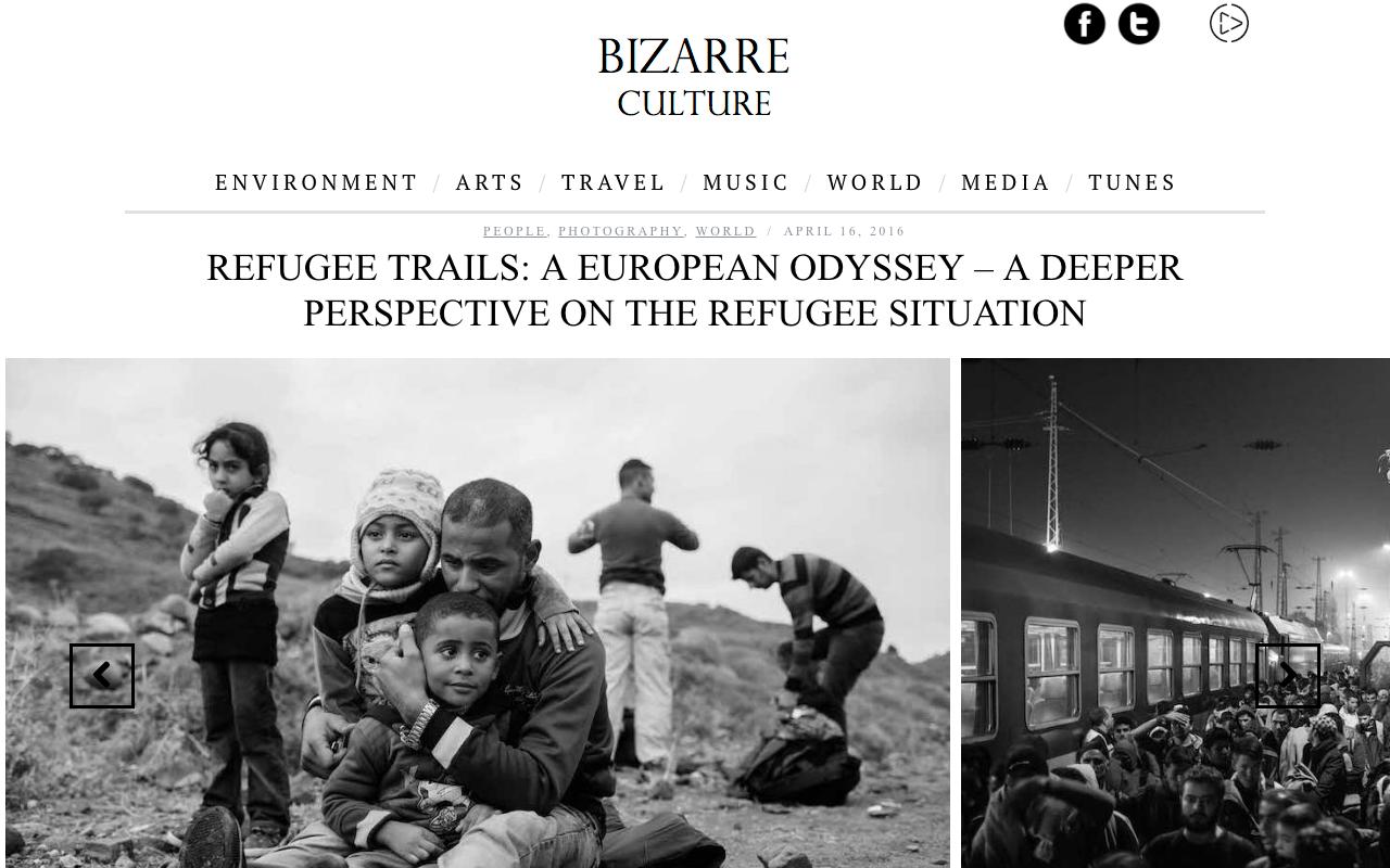 Bizarre Culture Magazine, April 2016