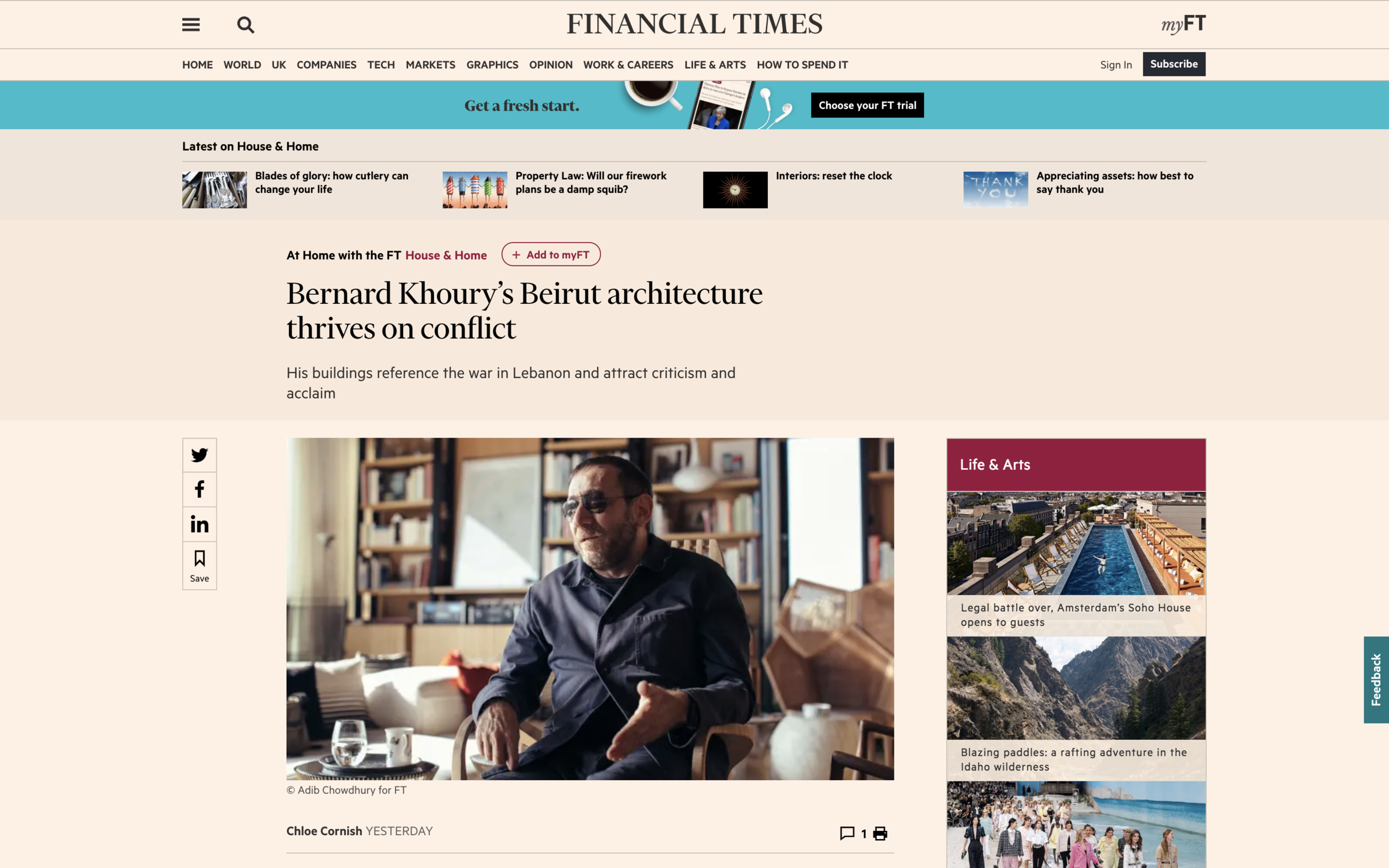 Financial Times, Dec. 2018