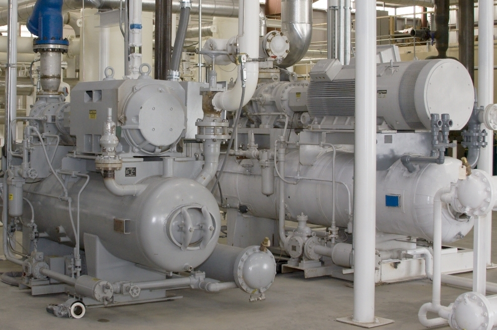 INDUSTRIAL REFRIGERATION AND COMPRESSED AIR SYSTEMS