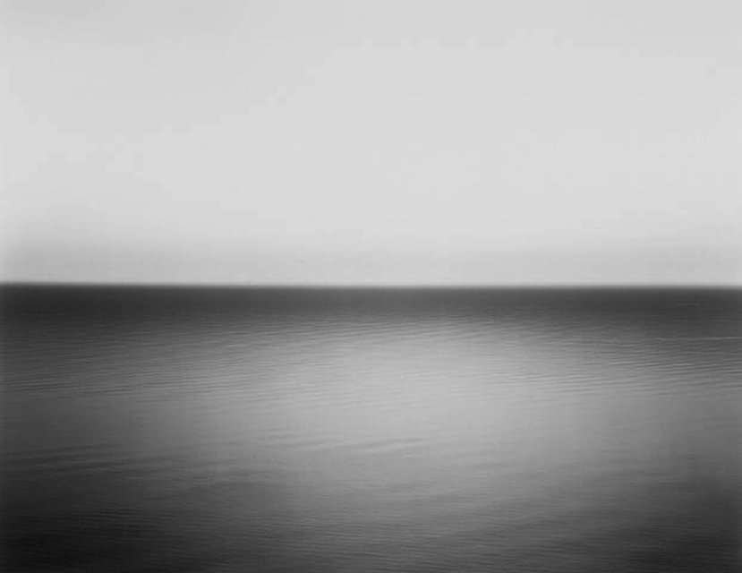 Hiroshi Sugimoto, Boden Sea, Uttwil, 1993. Museum Purchase with funds provided by The Glenstone Foundation, Mitchell P. Rales, Founder, 2006. Courtesy Hirshhorn Museum and Sculpture Garden. Photo by Lee Stalsworth