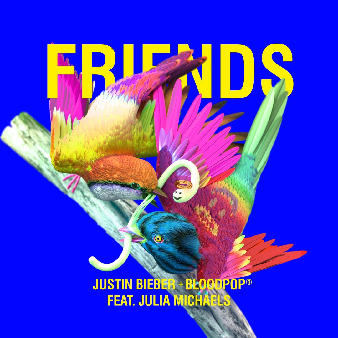 Justin Bieber Friends Remix Animation
