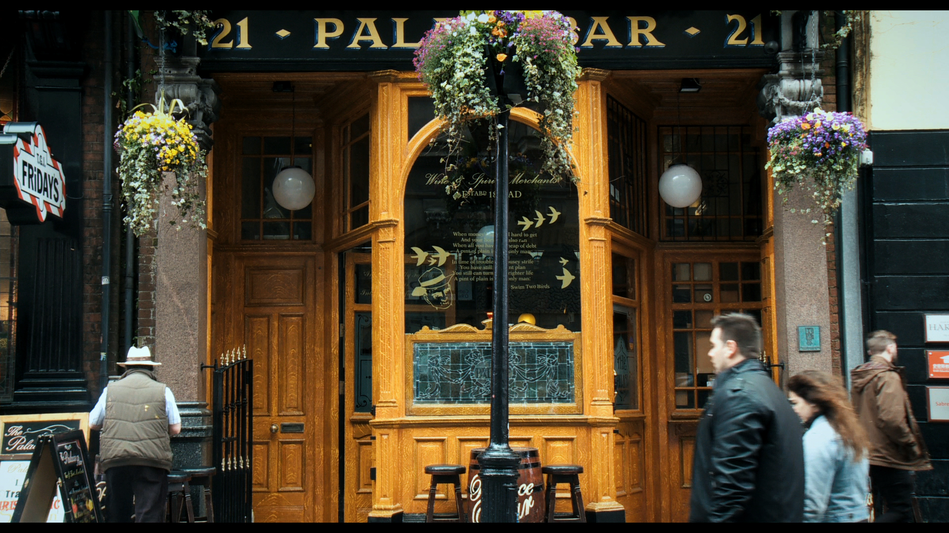 The Palace Bar, Dublin