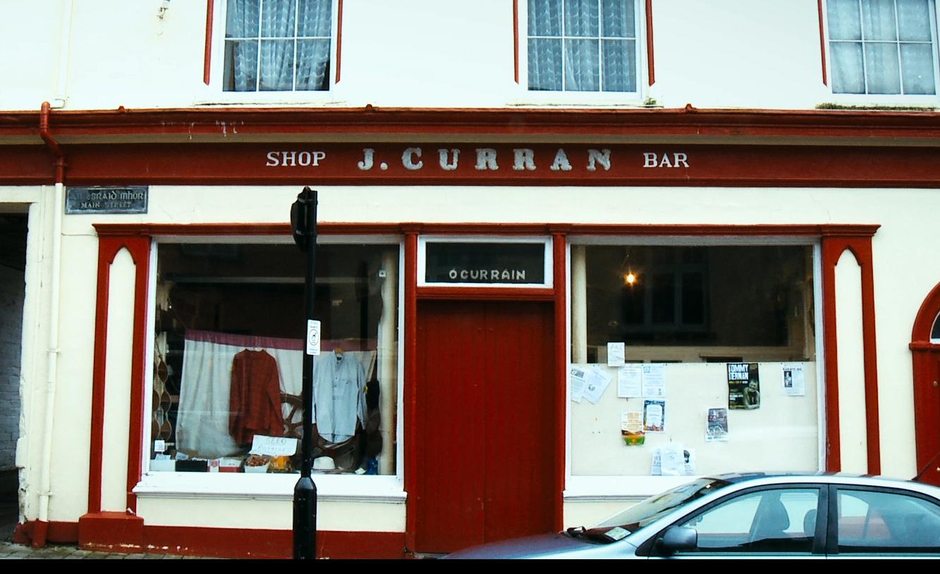 J. Curran Bar, Dingle, Co, Kerry