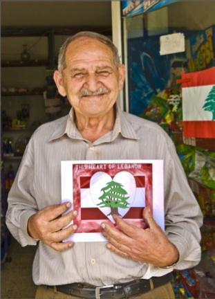 The Heart of Lebanon