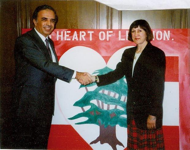 This Heart of Lebanon