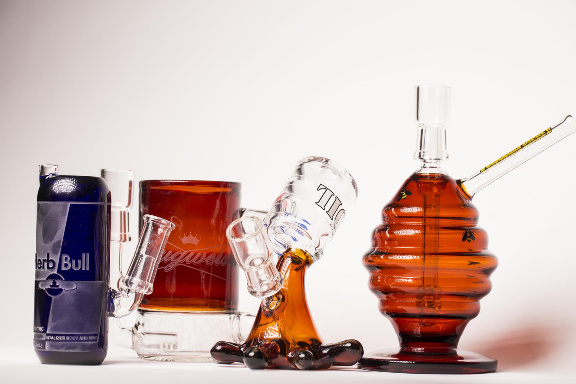 Drip Glass- Edmonton Vape and Glass Fusion