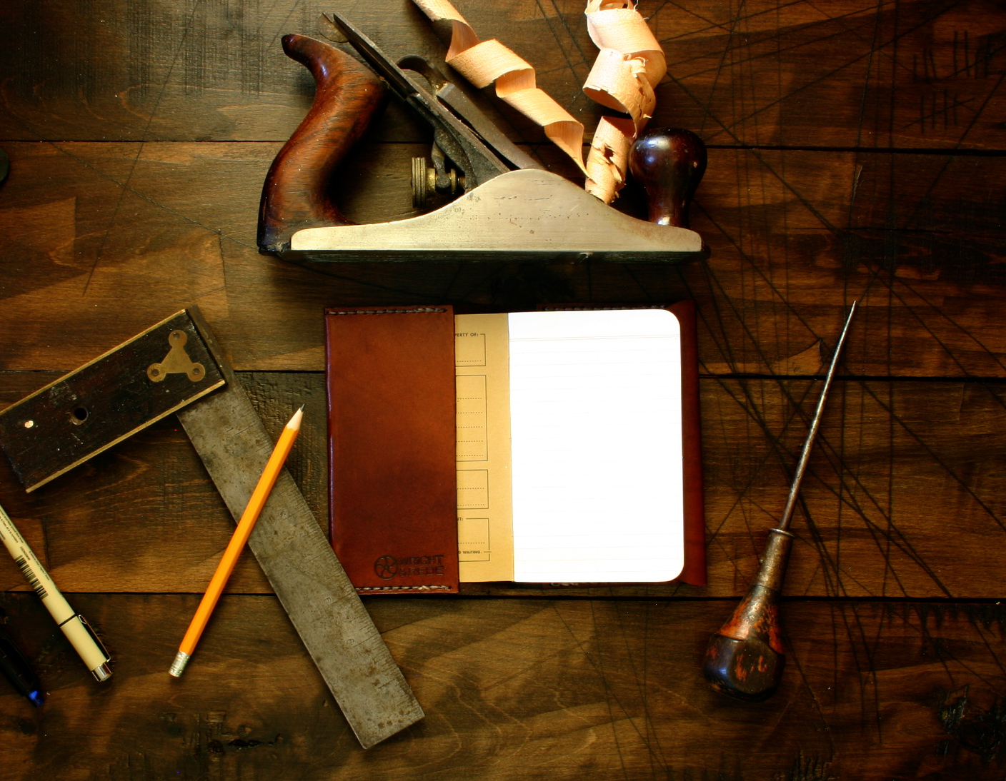 Field Notes Notebook Case
