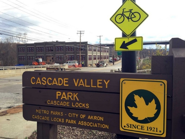 NOHO Cascade Lofts and Trailhead is directly across North Street from Schumacher's Wheel and the towpath.