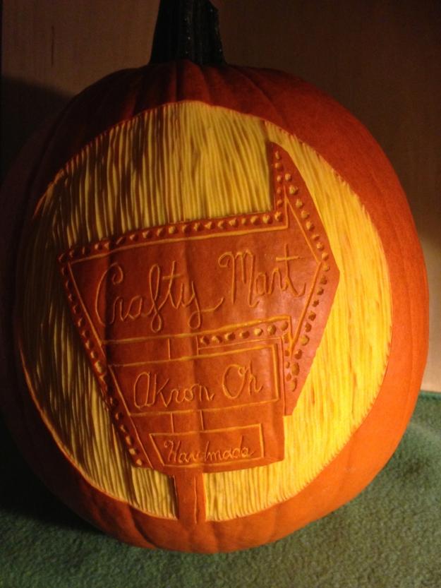 Happy October! from Crafty Mart