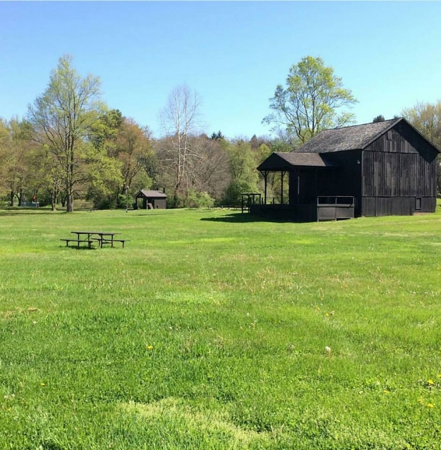 Howe Meadow in the Cuyahoga Valley National Park