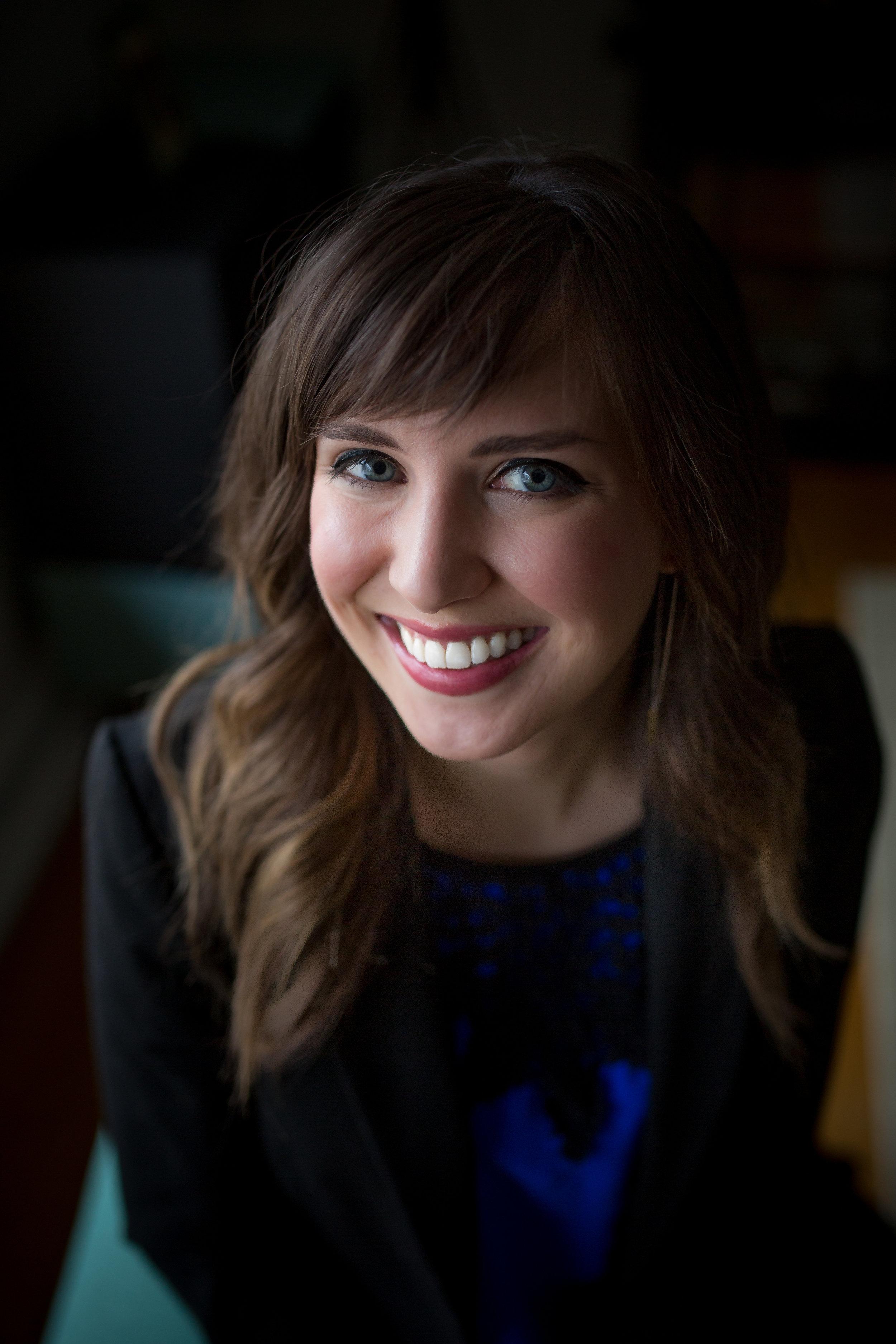 Meghan Meeker, Marketing Chair