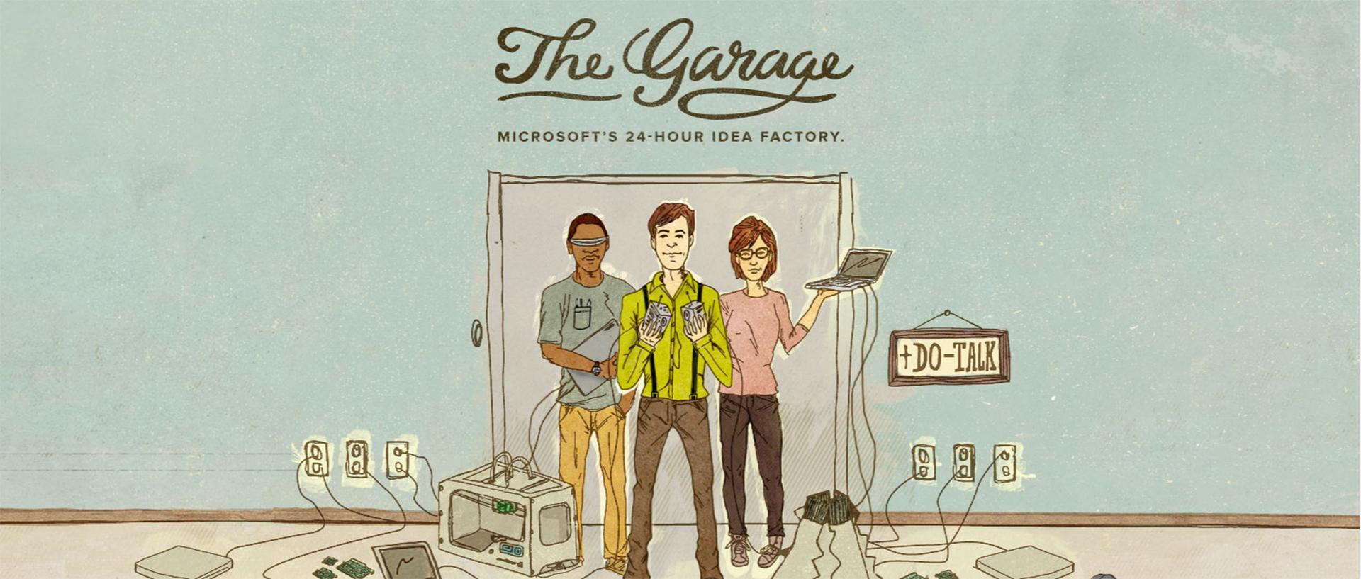 Microsoft's Garage