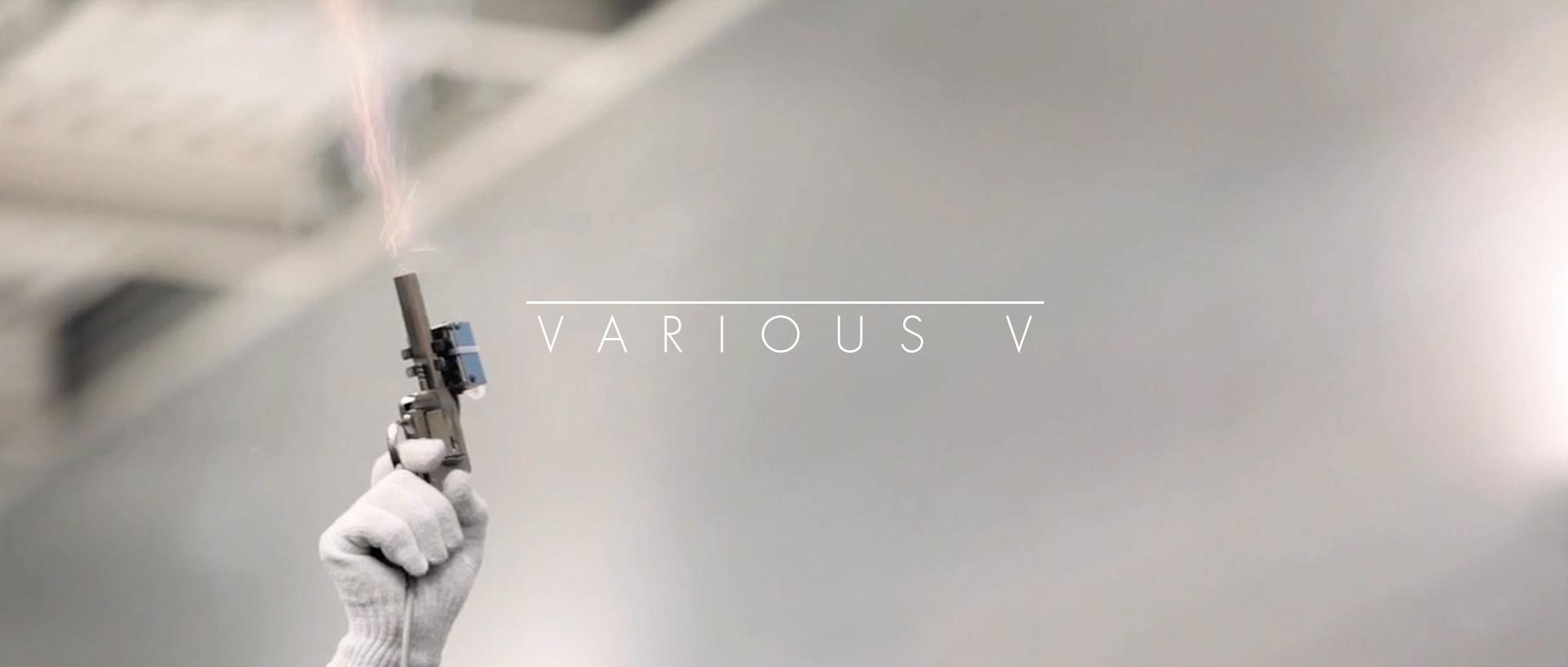 Various V