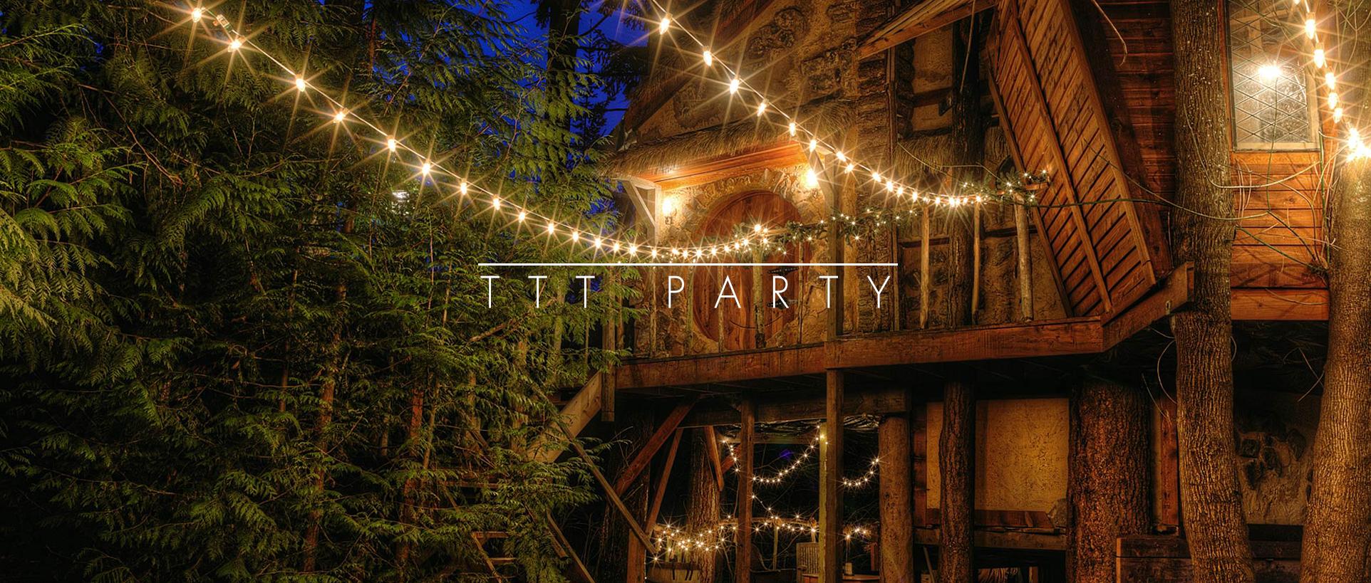 TTT Party Banner