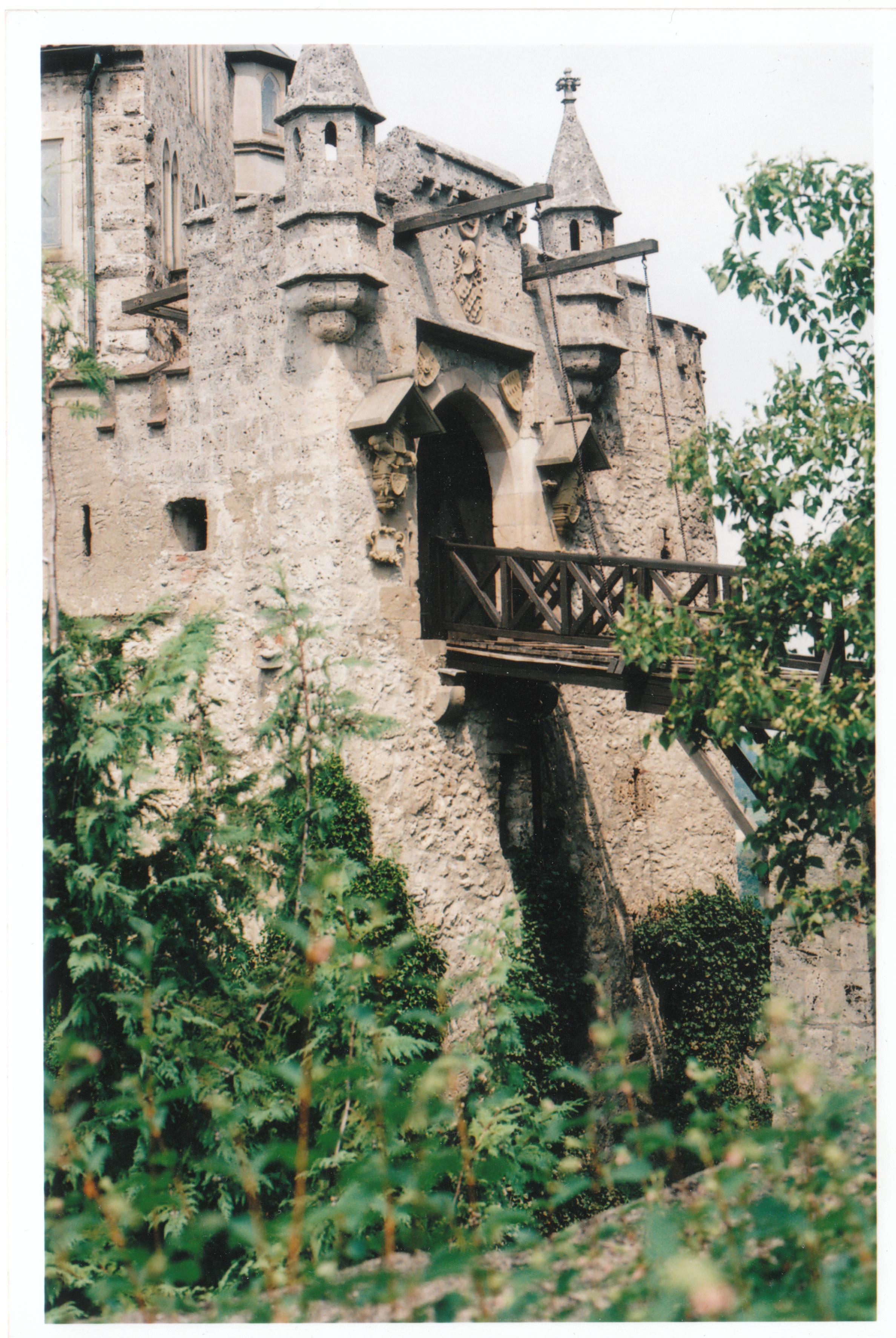 Deutschland Castle