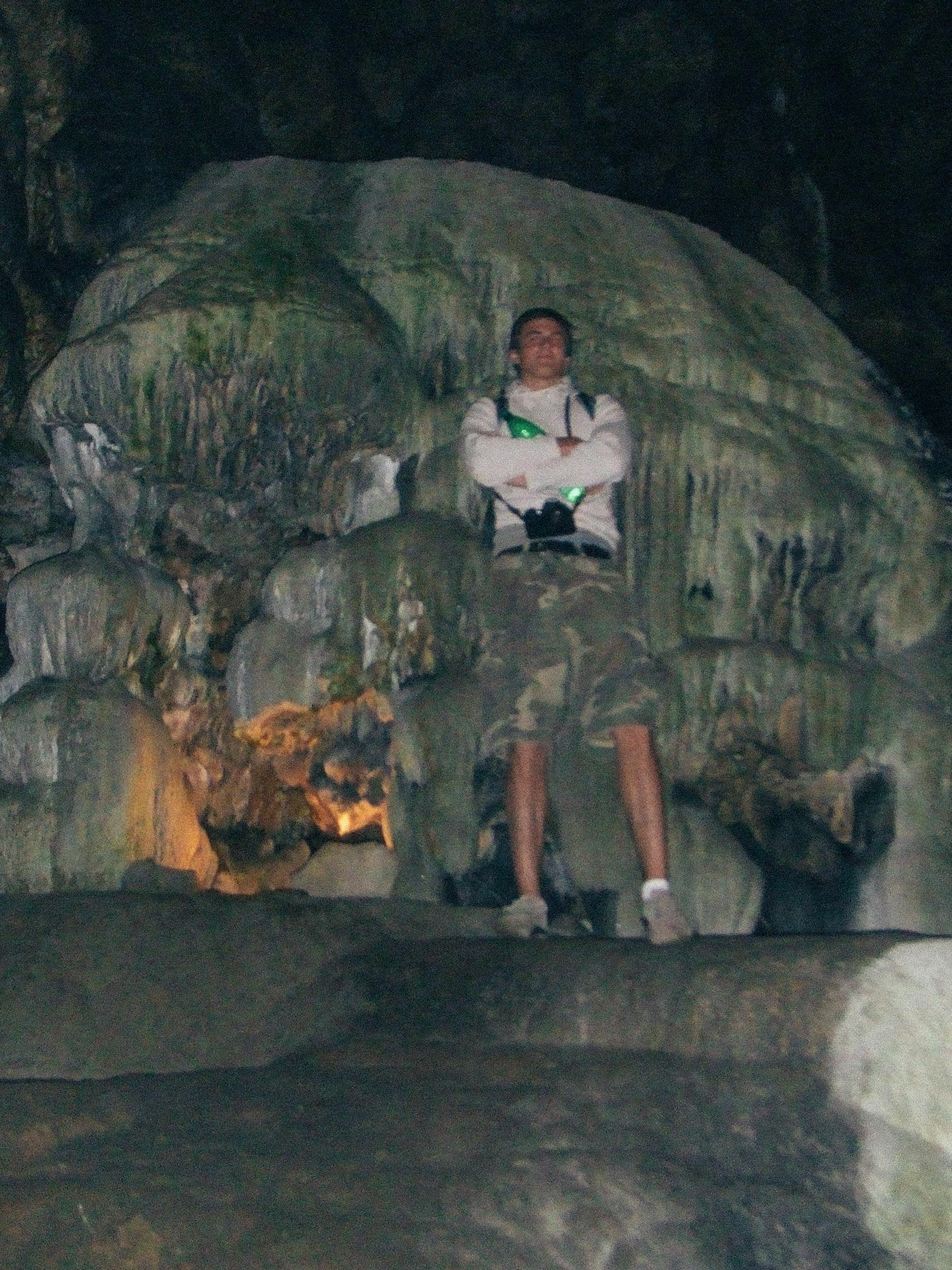 Cave Camo