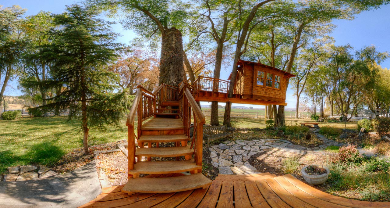 WC treehouse