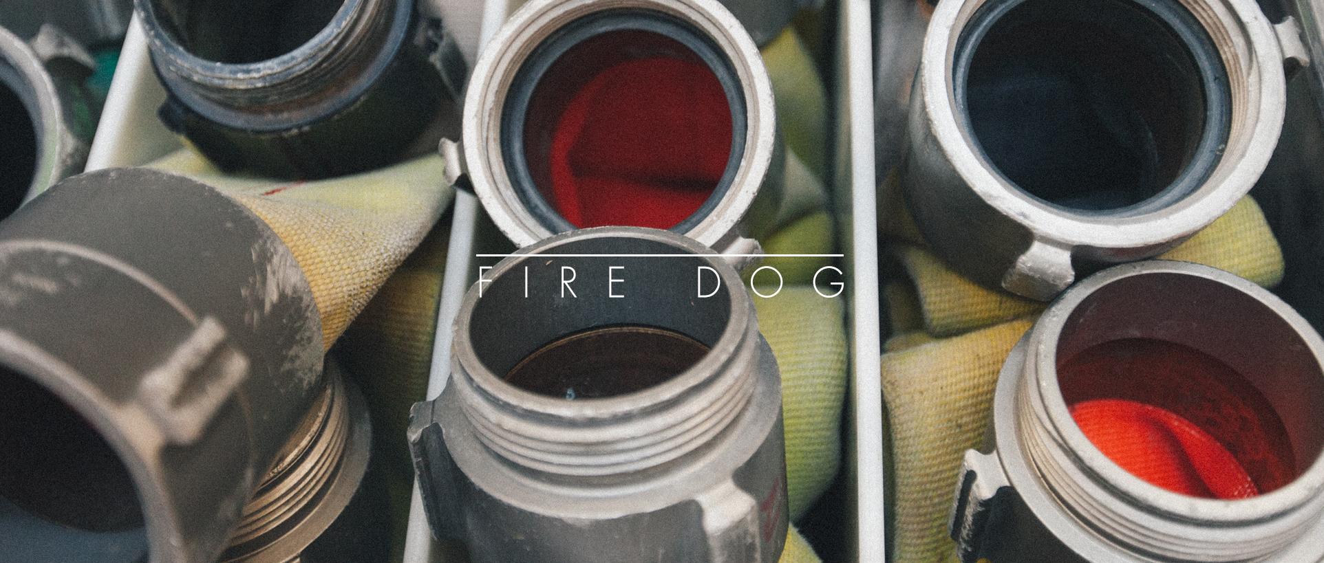 Fire Dog Header