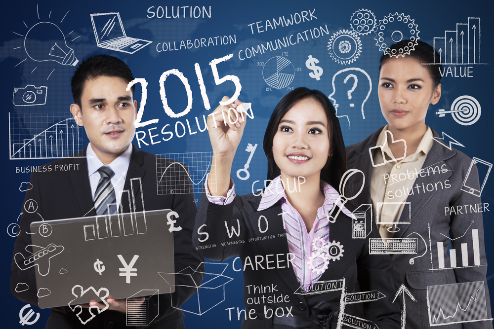 Career New Year's Resolutions 2015