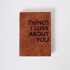 LoveBook: Personalized Gift Book That Says Why You Love Someone - LoveBook Online