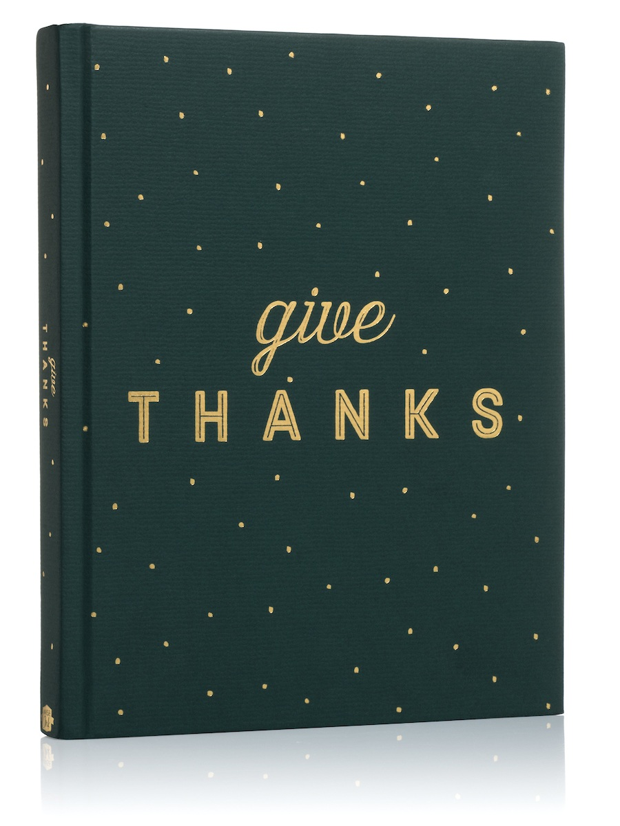 Give Thanks: A Journal For Sharing Gratitude - by Josie Robinson