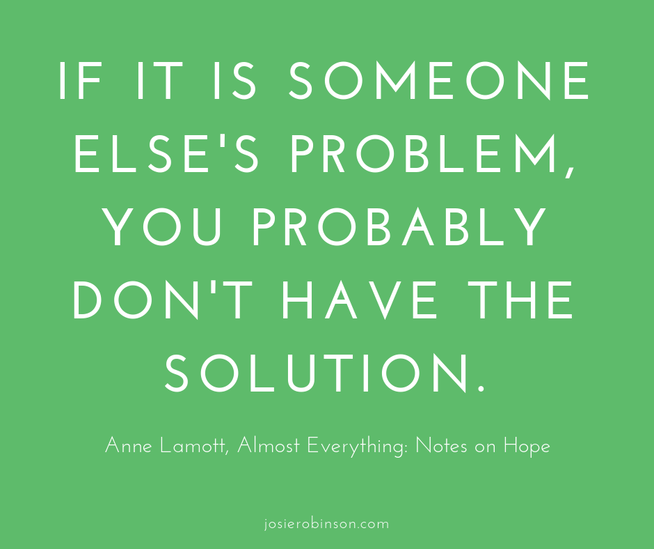 Best Anne Lamott quotes from Almost Everything