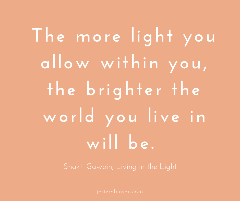 Best Shakti Gawain Quotes - Living in the Light