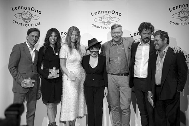 Culture Corps - Lennon-Ono Award for Peace