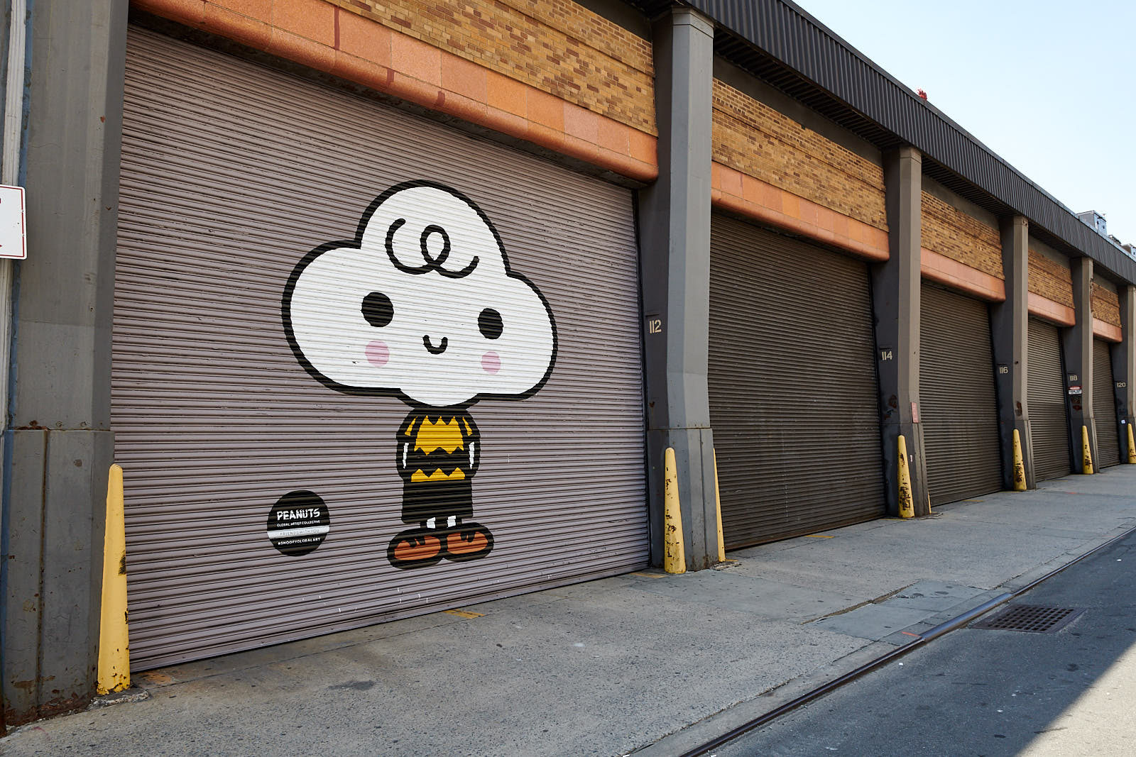 FriendsWithYou x Peanuts Global Artist Collective in New York City
