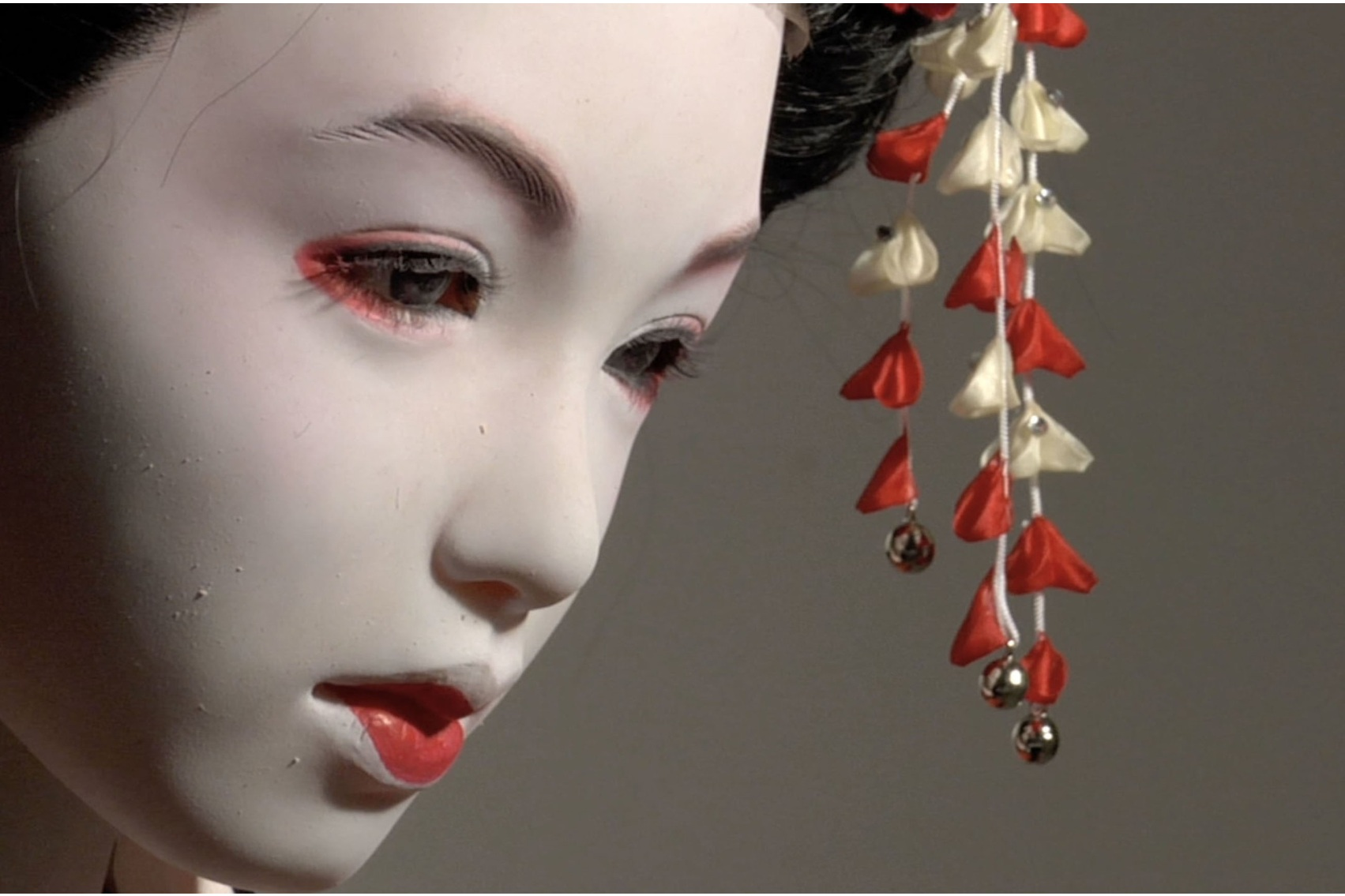 """Laurie Simmons, still from """"Geisha Song"""""""