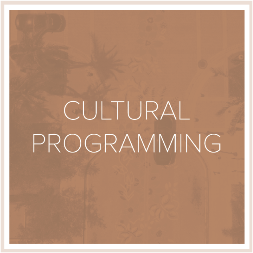 Culture Corps Cultural Programming