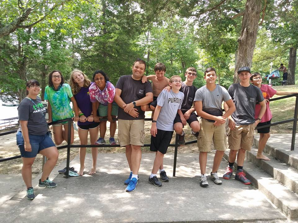Youth Group Mystery Trip 2018
