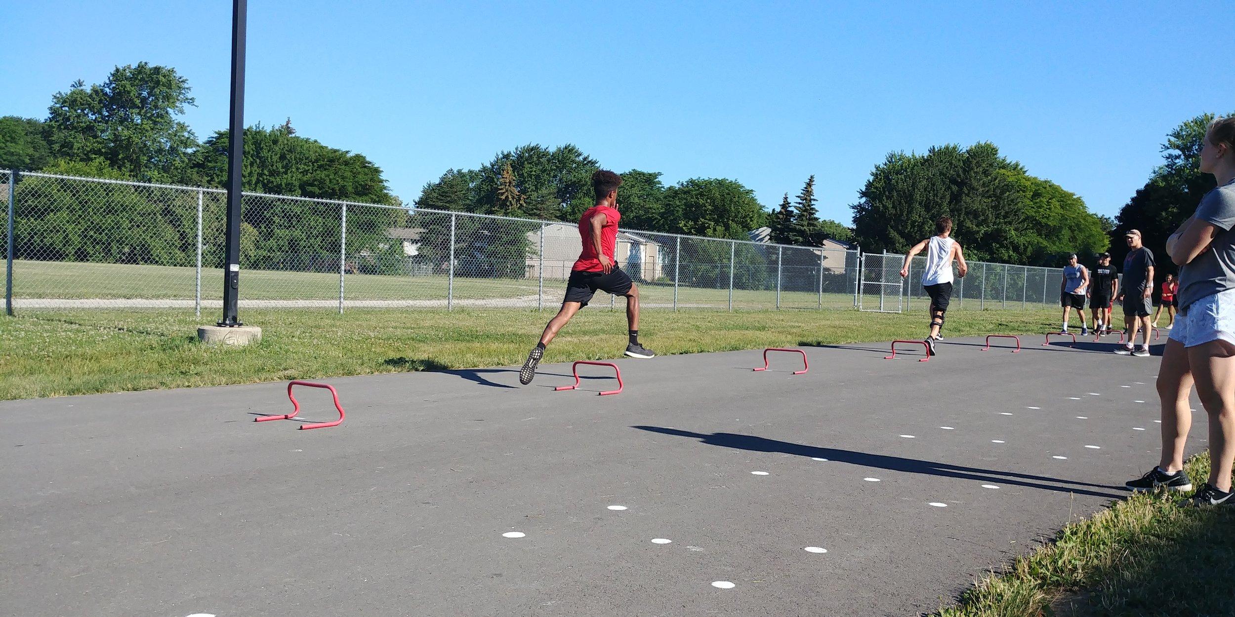 Speed Training