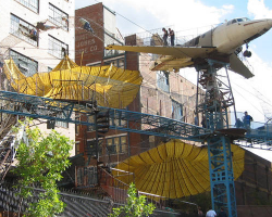 City Museum on 16th off Washington Avenue