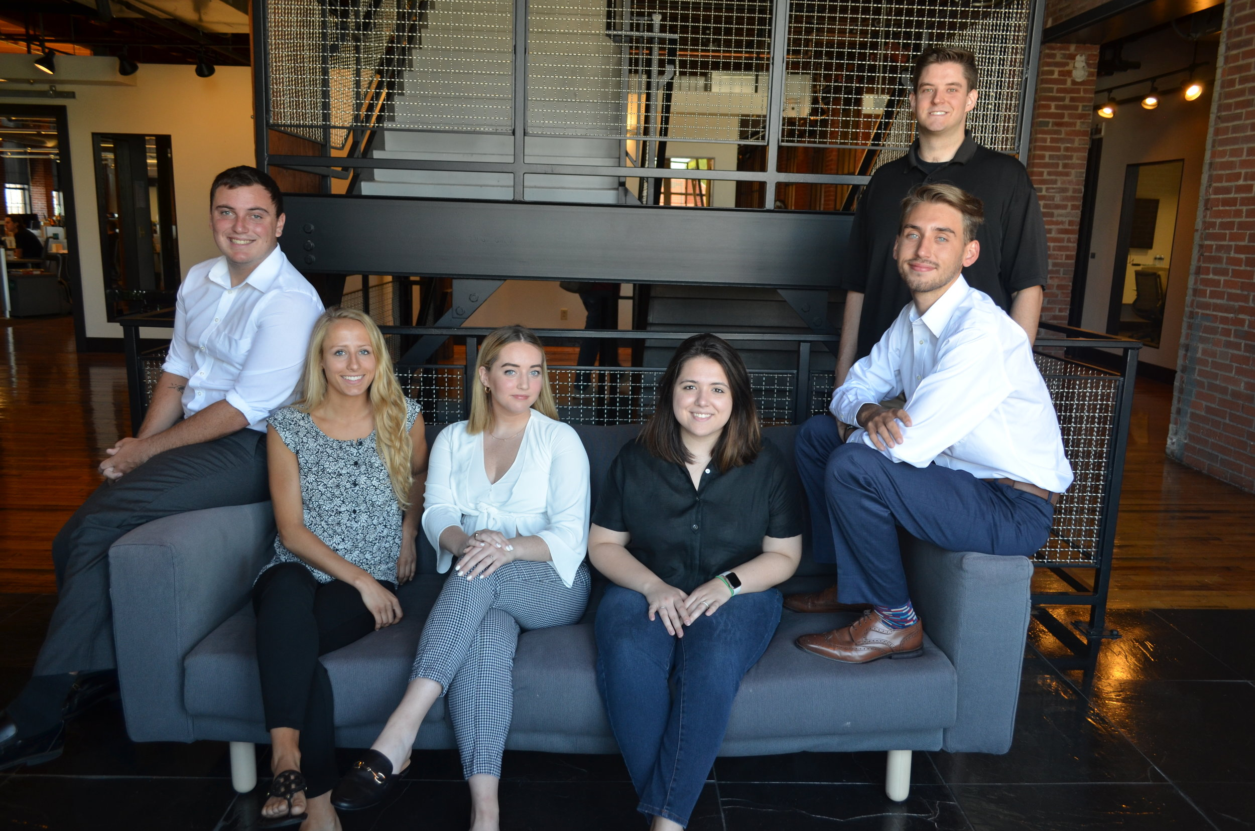 Launchpad 2019 Interns