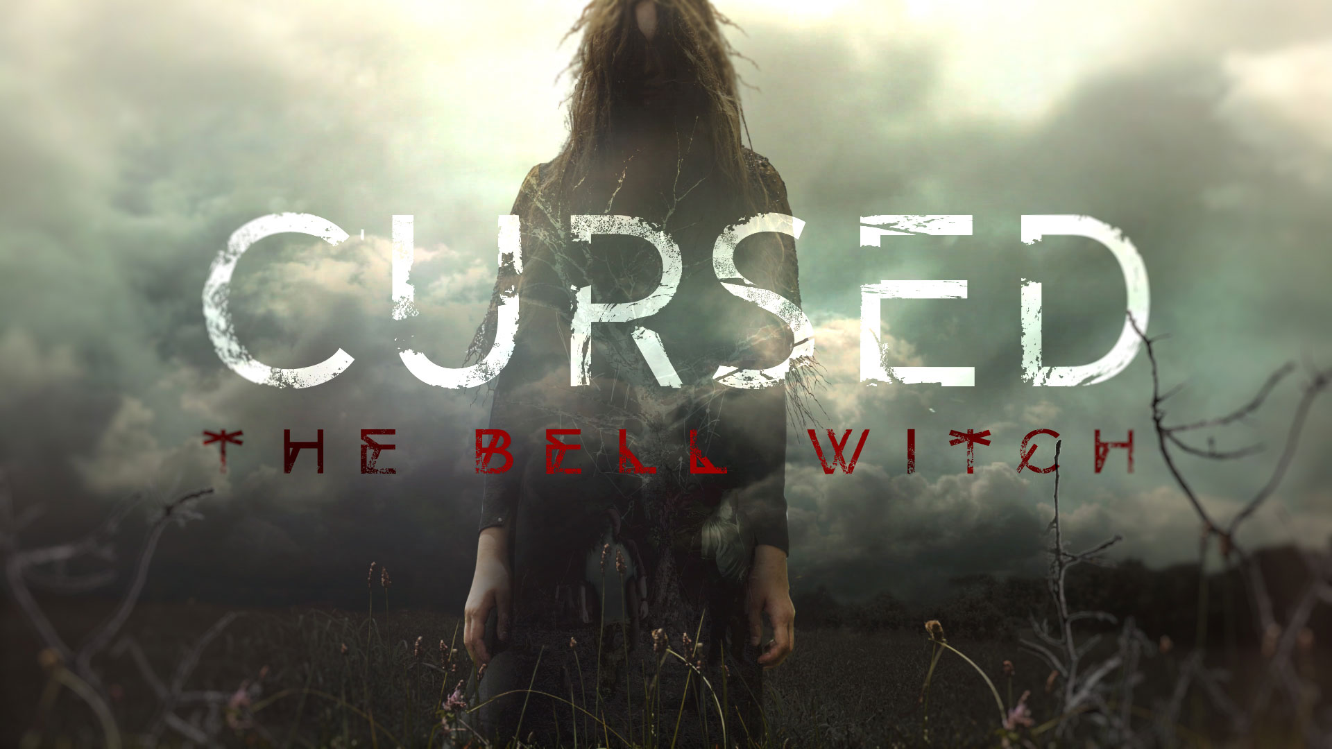A&E Networks    CURSED: THE BELL WITCH  Broadcast Design | Design & Animation   VIEW
