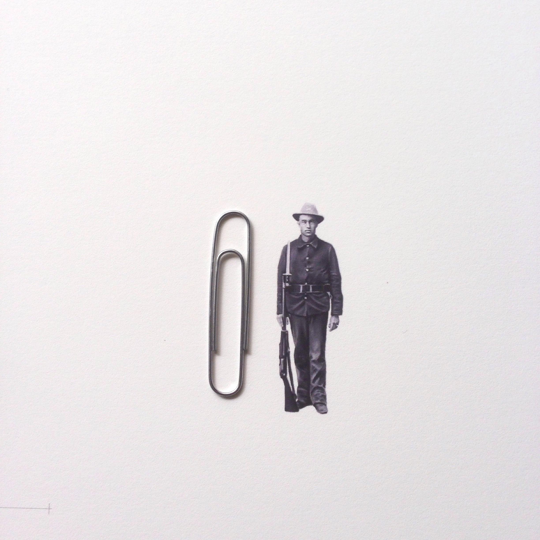 American Soldier 5x7 print