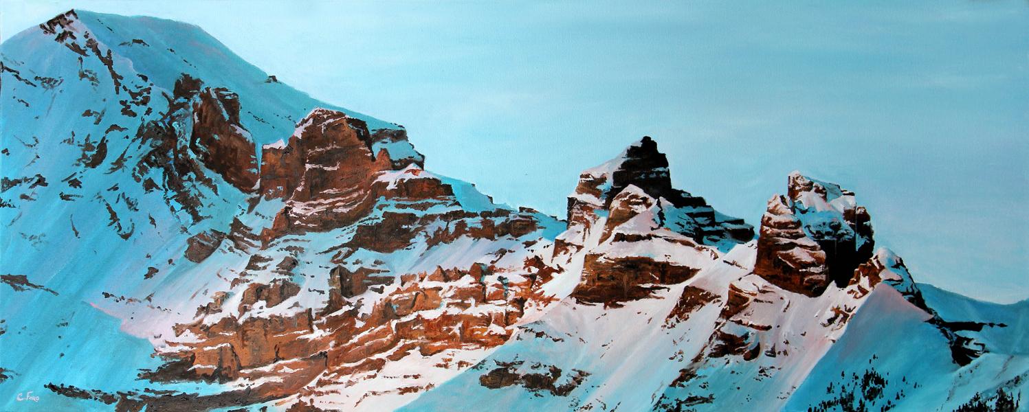 Fairholme Range