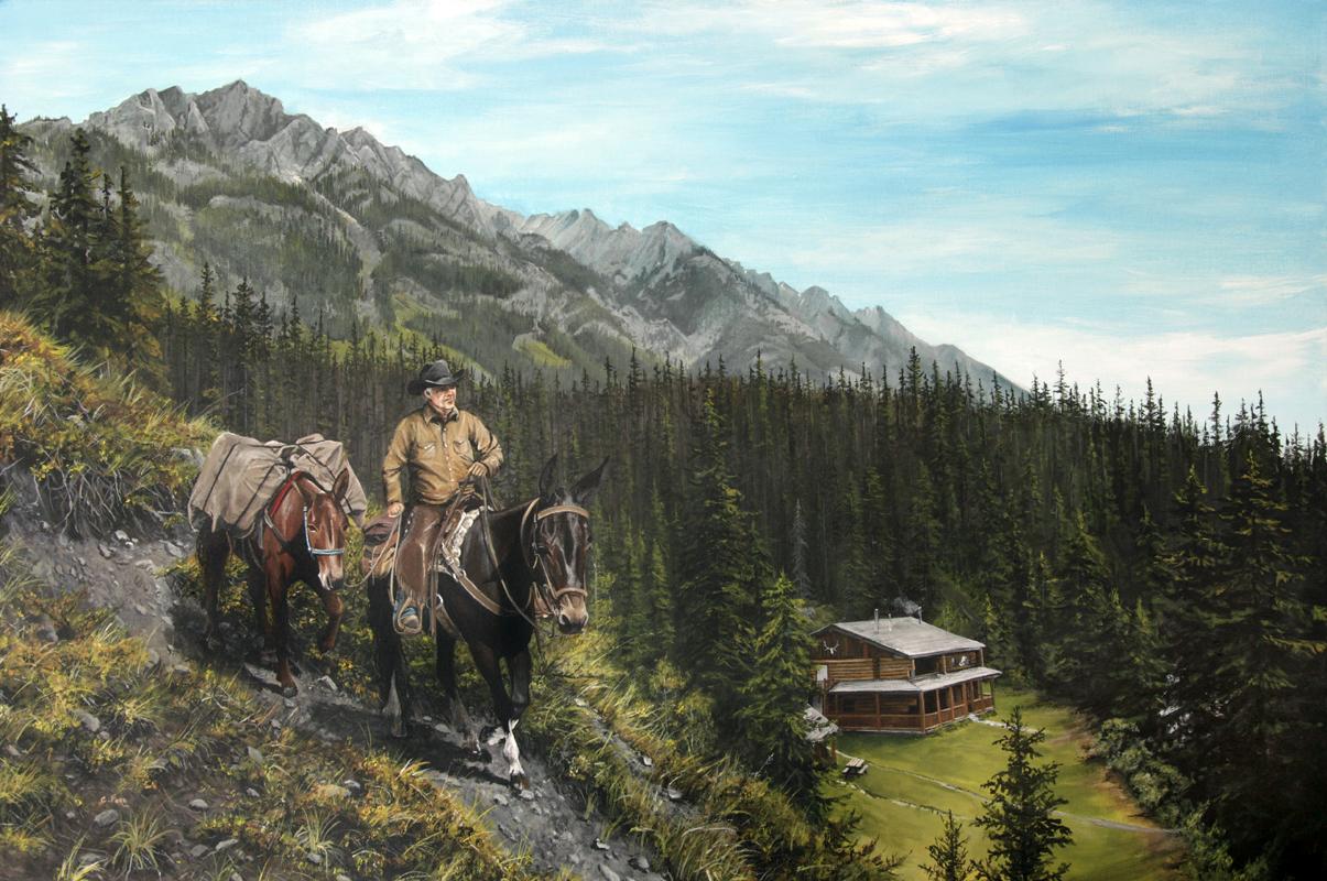 Ron Warner & Sundance Lodge
