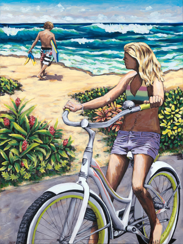 Cruising The Beach