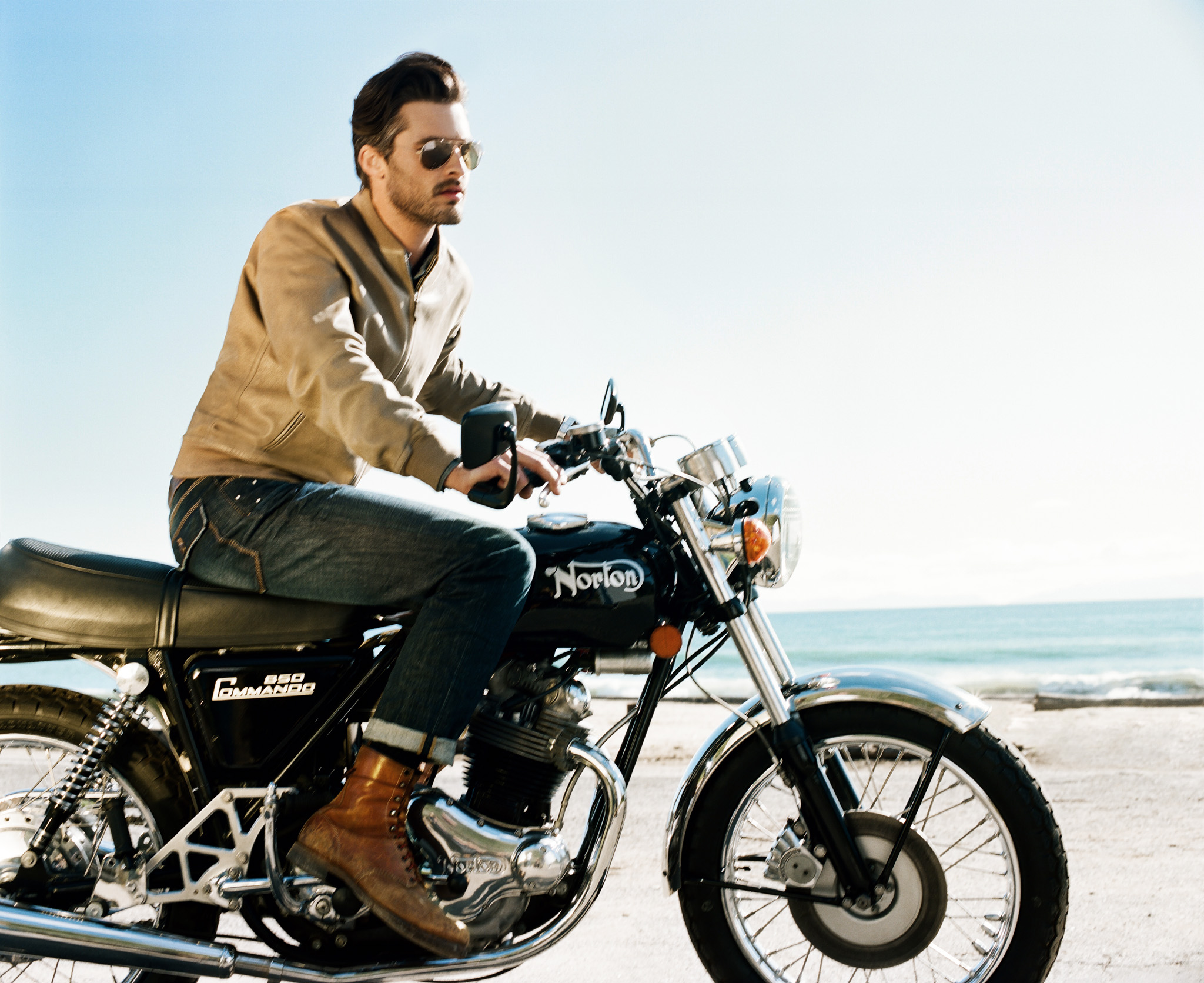GQ China Motorcycle — DOUG INGLISH PHOTOGRAPHY