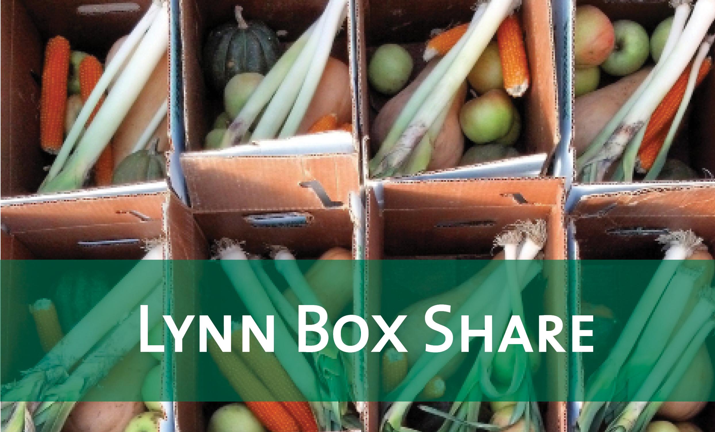 Lynn CSA—Box Share