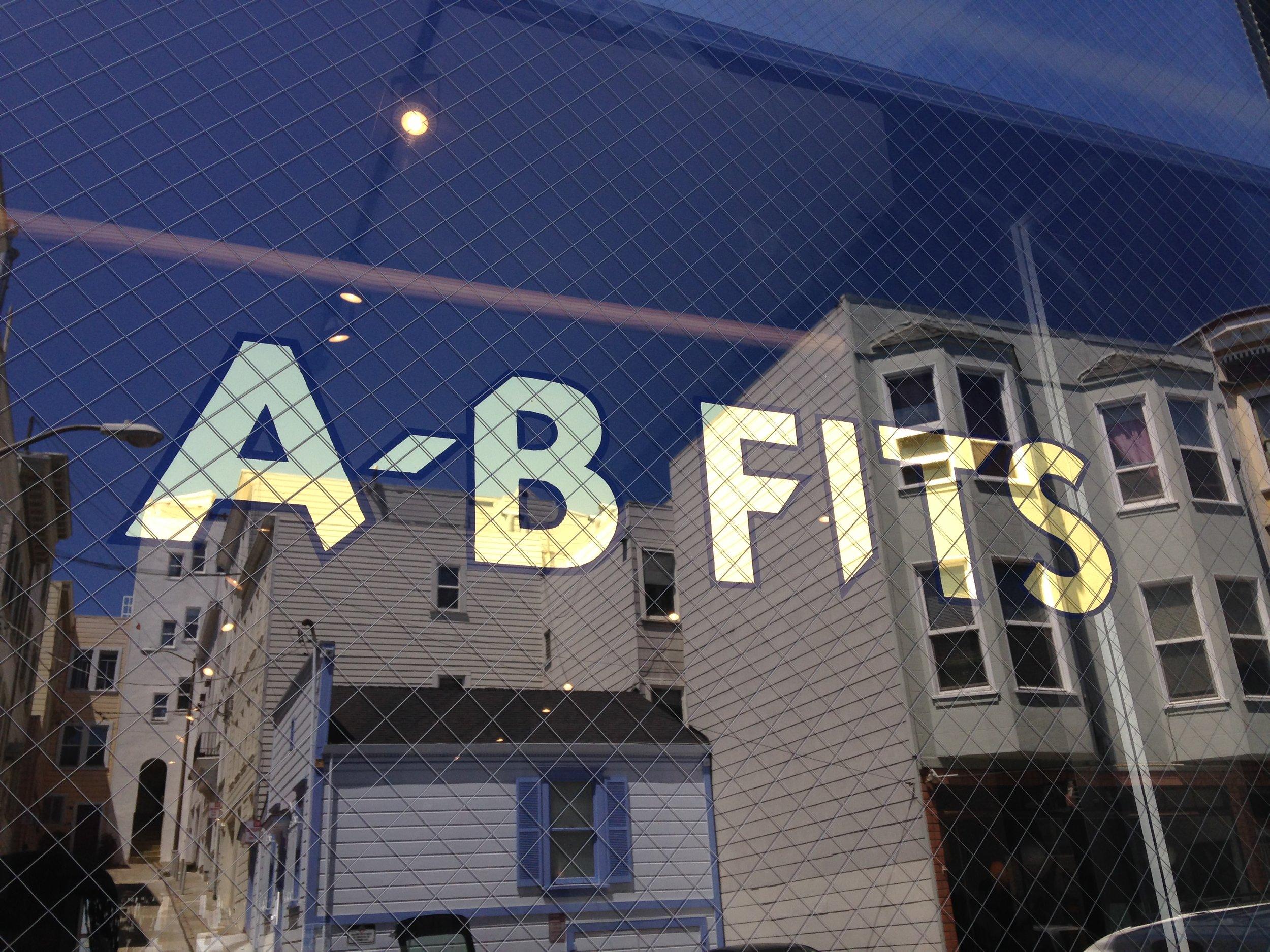 A-B Fits Fine Denim Clothing Makers