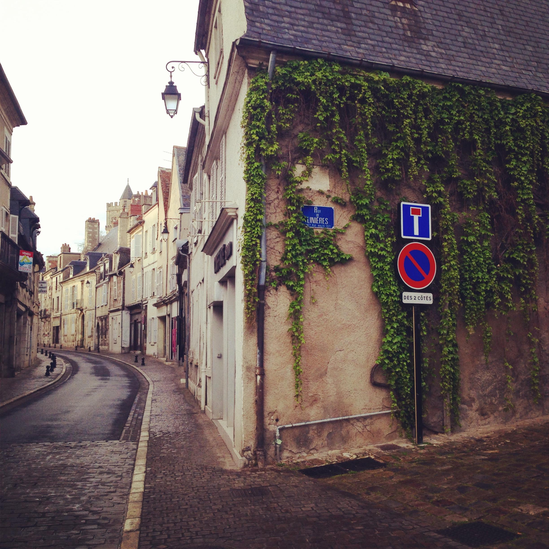 Rue de Linières // Bourges, France.
