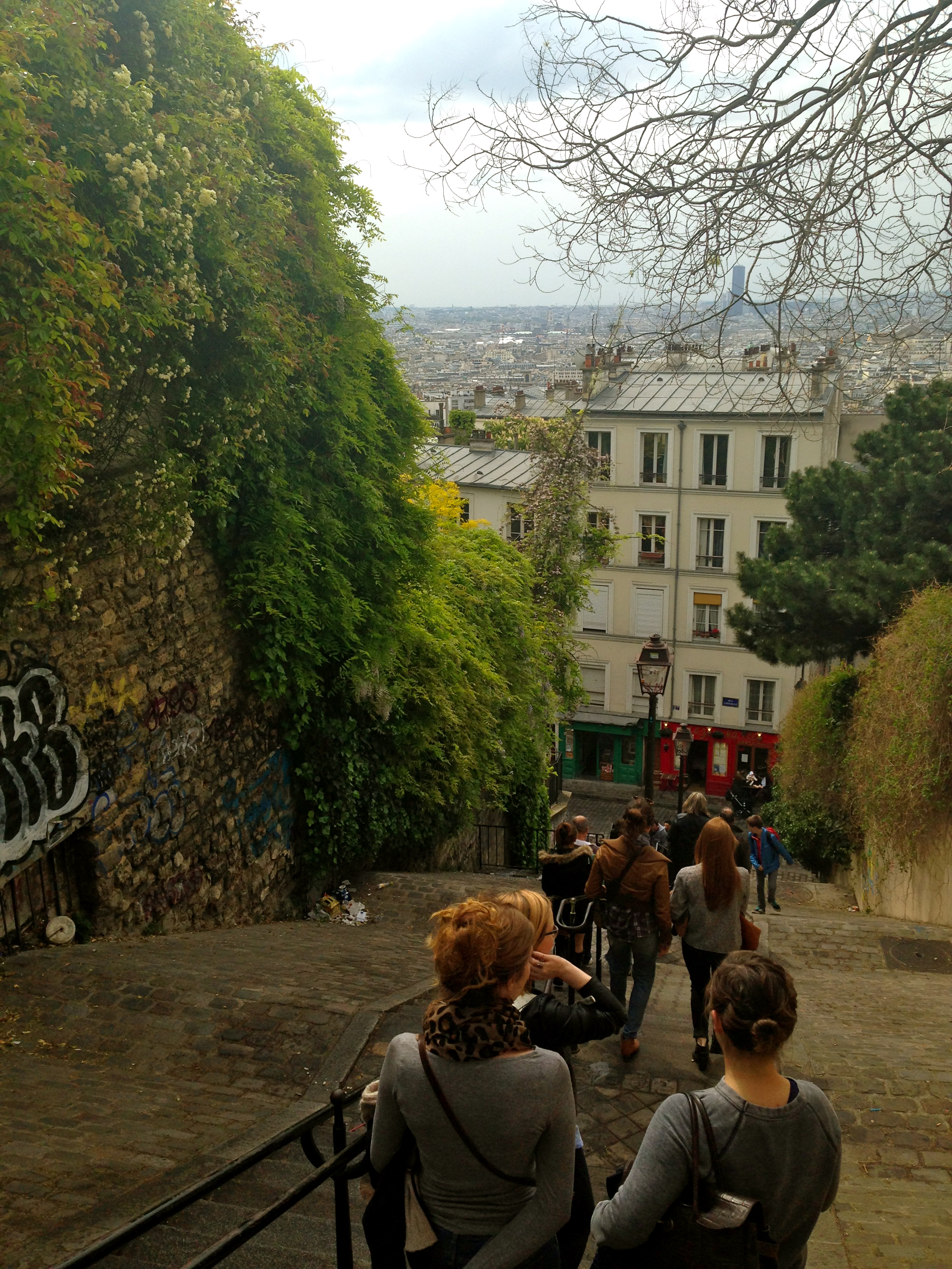Montmartre // Paris, France.