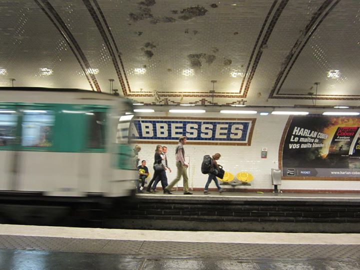 Abesses // Paris, France. Photo by: Kyle Brown