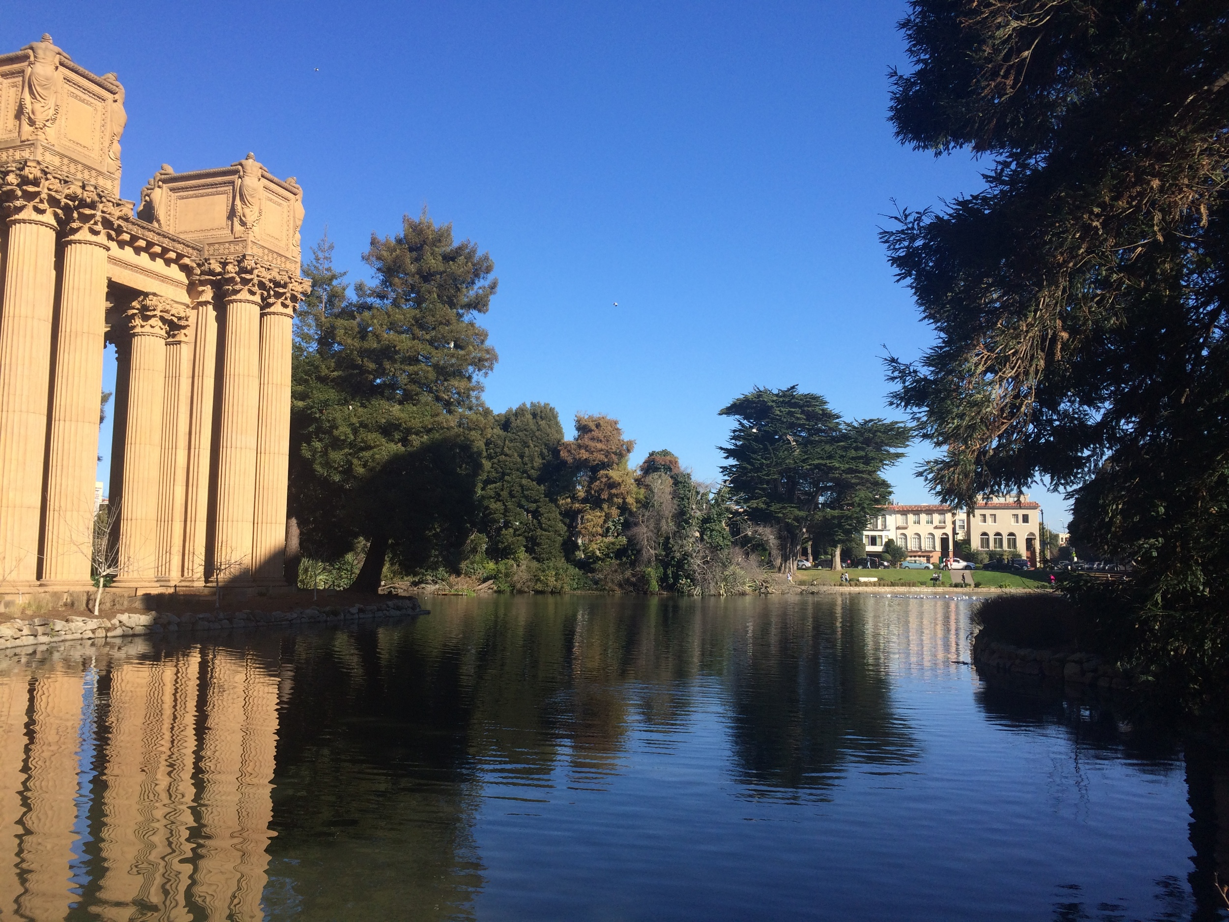 Palace of Fine Arts // San Francisco, California