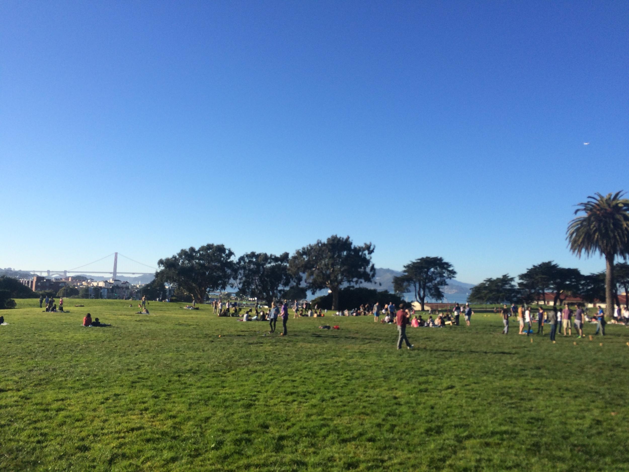 Fort Mason // San Francisco, California