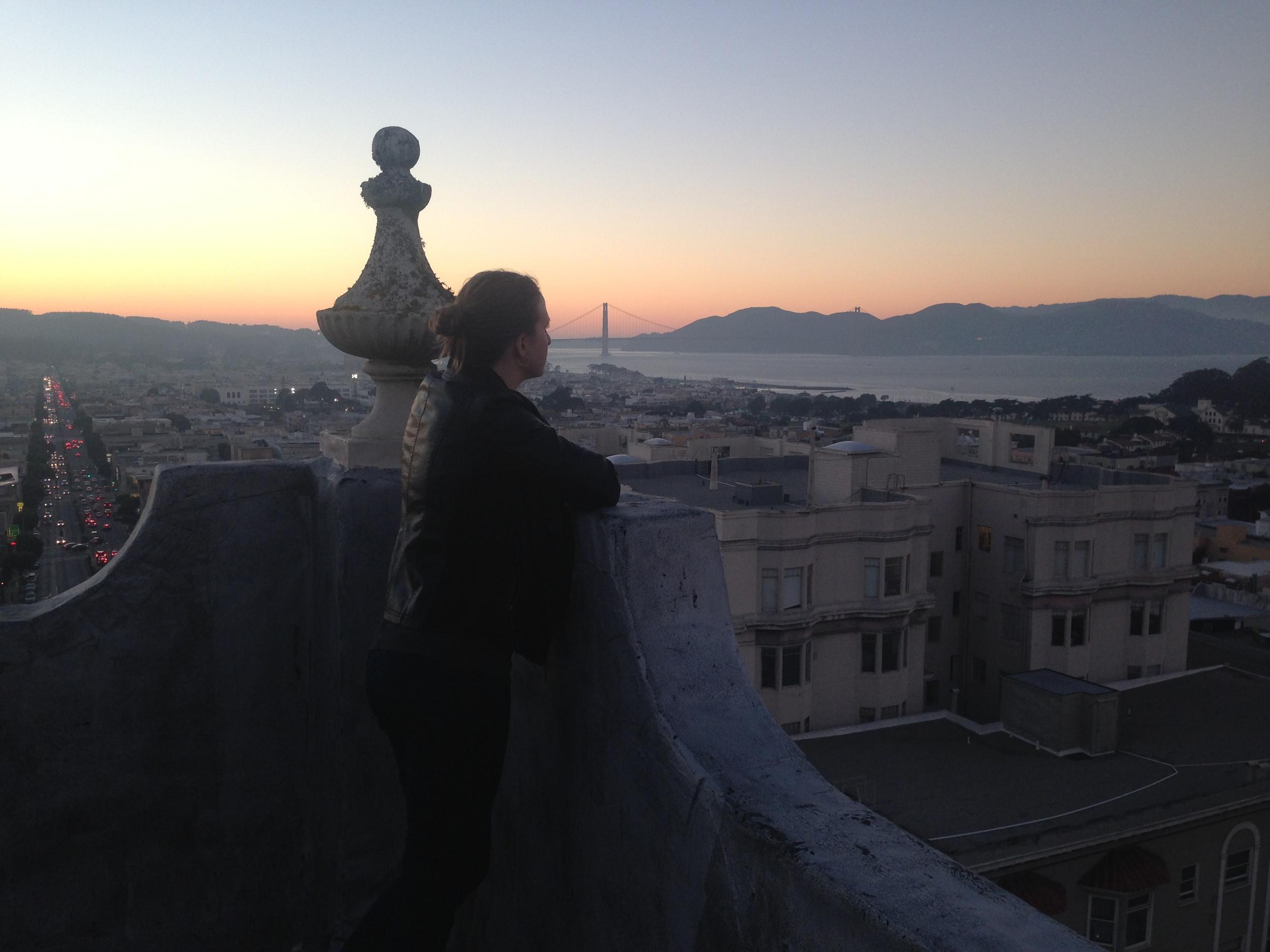 Russian Hill // San Francisco, California