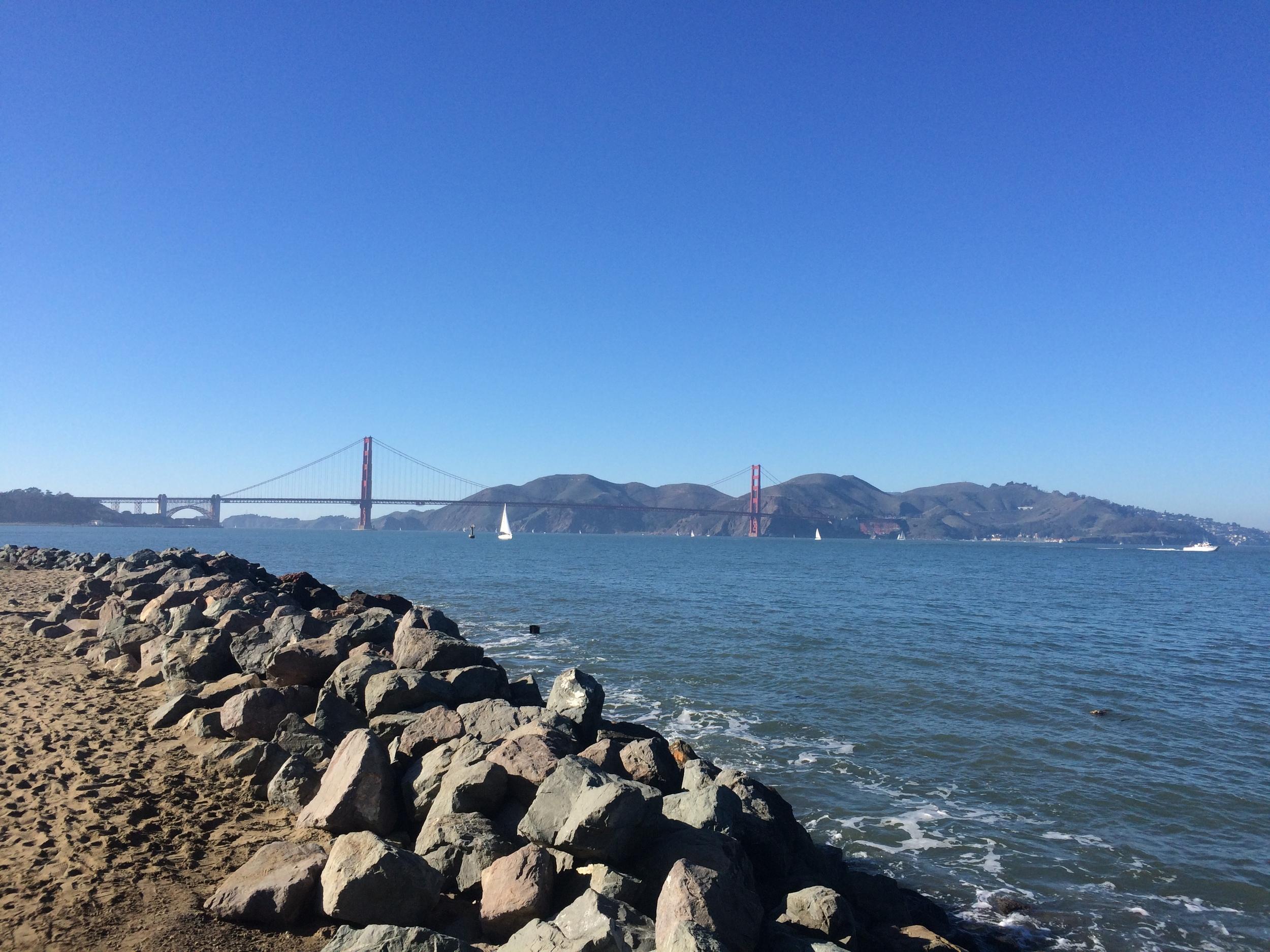 East Beach // San Francisco, California